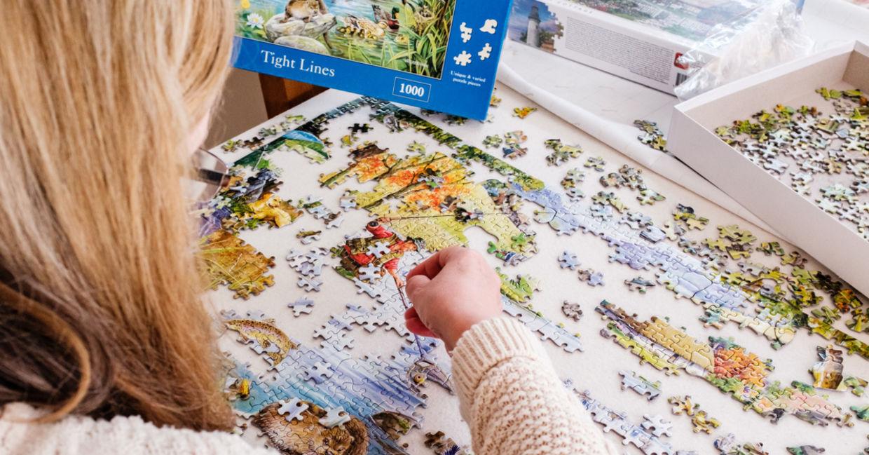 puzzle. بازی فکری