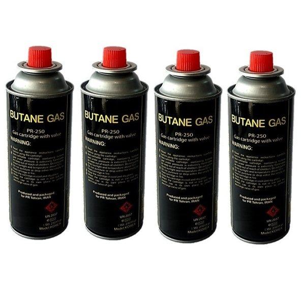 کپسول گاز بوتان