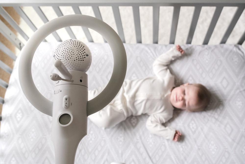 دوربین و پیجر اتاق کودک
