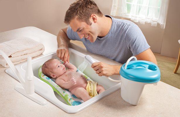 وان حمام نوزاد
