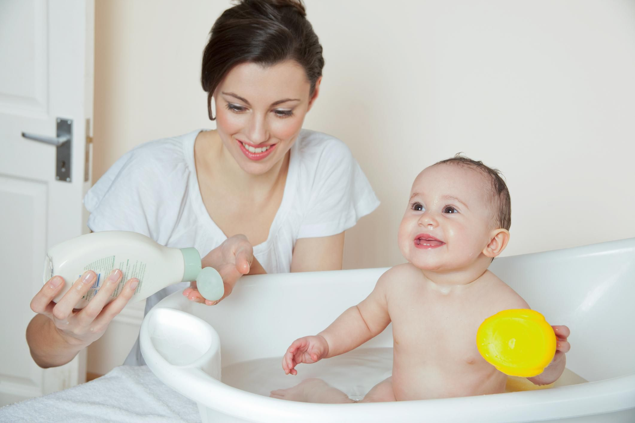 وان حمام نوزاد، وان کودک